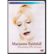 MARIANNE FAITHFULL DREAMING  MY DREAMS DVD