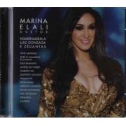 MARINA ELALI DUETOS HOMENAGEM A LUIZ GONZAGA E ZE DANTAS CD