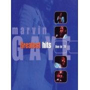 MARVIN GAYE GREATEST HITS LIVE IN 76 DVD