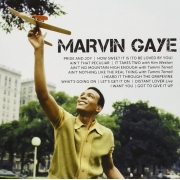 MARVIN GAYE ICON CD