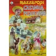 MAZZAROPI CASINHA PEQUENINA DVD