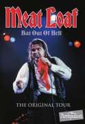 MEAT LOAF BAT OUT OF HELL THE ORIGINAL TOUR DVD