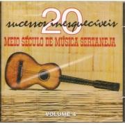 MEIO SECULO DE MUSICA SERTANEJA VOL 4 CD