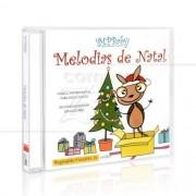 MELODIAS DE NATAL MBP BABY CD