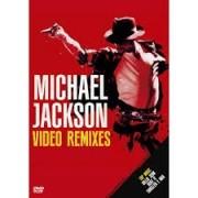 MICHAEL JACKSON VIDEO REMIXES DVD