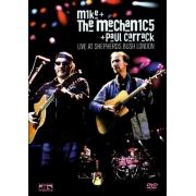 MIKE THE MECHANICS  PAUL CARRACK LIVE AT SHEPHERDS BUSH LONDON DVD