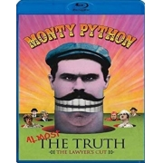 MONTY PYTHONS ALMOST THE TRUTH BLU RAY