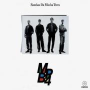 MPB4 SAMBAS DA MINHA TERRA CD