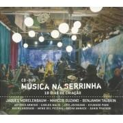 MUSICA NA SERRINHA 10 DIAS DE CRIAÇÃO CD + DVD
