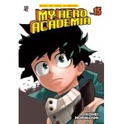MY HERO ACADEMIA BOKU NO HERO ACADEMIA 15