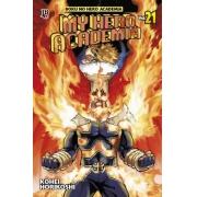 MY HERO ACADEMIA BOKU NO HERO ACADEMIA 21