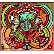 NAÇAO ZUMBI FOME DE TUDO CD
