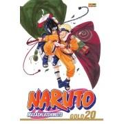NARUTO GOLD 20