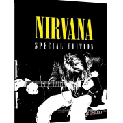 NIRVANA SPECIAL EDITION 4 DVDS