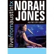 NORAH JONES LIVE FROM AUSTIN TX DVD