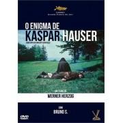 O ENIGMA DE KASPAR HAUSER DVD
