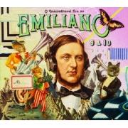 O INACREDITAVEL FICA NO EMILIANO 9 E 10 CD DUPLO