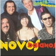 O MELHOR DE NOVOS BAIANOS BRASIL PANDEIRO CD