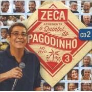 O QUINTAL DO PAGODINHO AO VIVO VOL. 3 CD 2
