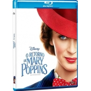 O RETORNO DE MARY POPPINS BLU RAY