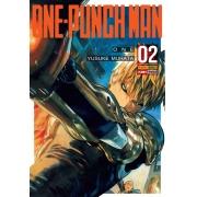 ONE PUNCH MAN VOL 2