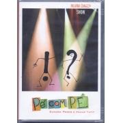 PALAVRA CANTADA PE COM PE DVD