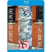 PAT METHENY GROUP. THE WAY UP LIVE BLU RAY