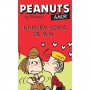 PEANUTS  NINGUEM GOSTA DE MIM