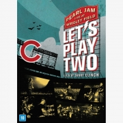 PEARL JAM LET'S PLAY TWO DVD+CD