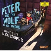 PETER AND THE WOLF IN HOLLYWOOD ALICE COOPER CD