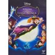 PETER PAN DE VOLTA A TERRA DO NUNCA DVD