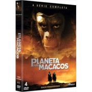 PLANETA DOS MACACOS SERIE COMPLETA 1974  DVD