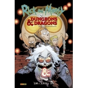 RICK AND MORTY VS DUNGEONS & DRAGONS CAP II