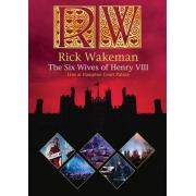 RICK WAKEMAN THE SIX WIVES OF HENRY VIII LIVE AT HAMPTON DVD