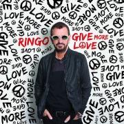 RINGO GIVE MORE LOVE CD