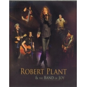 ROBERT PLANT & THE BAND OF JOY DVD