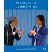 ROBERTO CARLOS E CAETANO VELOSO E A MUSICA DE TOM JOBIM BLU RAY
