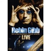 ROBIN GIBB WITH THE NEUE PHILHARMONIE FRANKFURT ORCHESTRA LIVE DVD