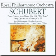 ROYAL PHILHARMONIC ORCHESTRA SCHUBERT CD