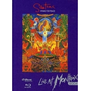 SANTANA HYMNS FOR PEACE LIVE AT MONTREUX 2004 DVD
