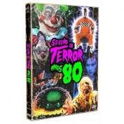 SESSÃO DE TERROR ANOS 80 DVD