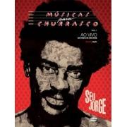 SEU JORGE MUSICAS PARA CHURRASCO VOL 1 DVD DUPLO