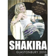 SHAKIRA GLASTONBURY 2010 DVD