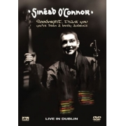 SINEAD O CONNOR GOODNIGHT, THANK YOU DVD