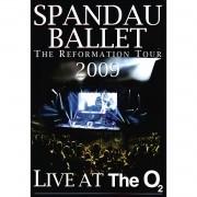SPANDAU BALLET THE REFORMATION TOUR 2009 DVD