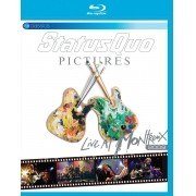 STATUS QUO PICTURES LIVE AT MONTREUX 2009 BLU RAY