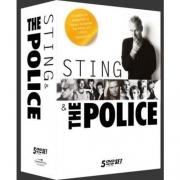 STING & THE POLICE BOX DVD