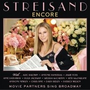 STREISAND ENCORE MOVIE PARTNERS SING BROADWAY CD
