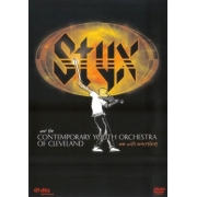 STYX AND THE CONTEMPORARY YOUTH ORCHESTRA DVD