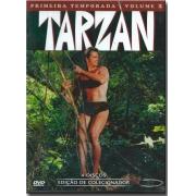 TARZAN EDIÇAO COLECIONADOR PRIMEIRA TEMPORADA VOL 2 DVD